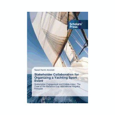 Stakeholder Collaboration for Organizing a Yachting Sport Event - Carte in engleza