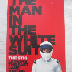 Ben Collins - The Man In The White Suit - Carte in engleza