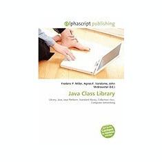 Java Class Library - Carte in engleza