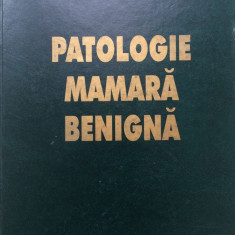 PATOLOGIE MAMARA BENIGNA - Mihai Pricop