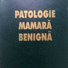 PATOLOGIE MAMARA BENIGNA - Mihai Pricop - Carte Obstretica Ginecologie