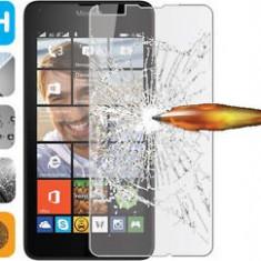 FOLIE STICLA SECURIZATA MICROSOFT LUMIA 650 TEMPERED GLASS - Folie de protectie Nokia, Anti zgariere
