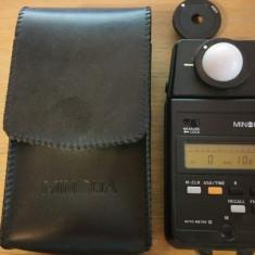 Exponometru minolta auto meter 3 /Minolta Autometer III