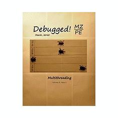 Debugged! Mz/Pe: Multithreading - Carte in engleza