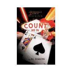Count Me in: A Professional's Guide to Blackjack - Carte in engleza
