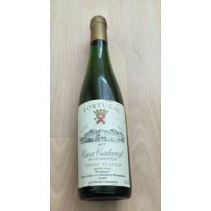 Vin alb de colectie foarte vechi Portugal 1977