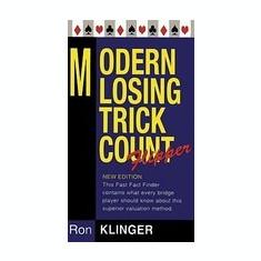 Modern Losing Trick Count Flipper - Carte in engleza