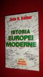 Istoria Europei moderne 556pag- Barber