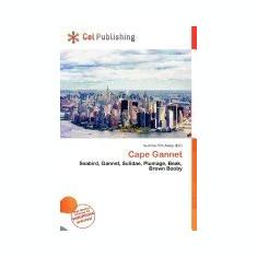 Cape Gannet - Carte in engleza