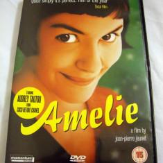 AMELIE [2001] (ORIGINAL, IMPECABIL, CU ENGLEZĂ) - Film Colectie, DVD, Engleza