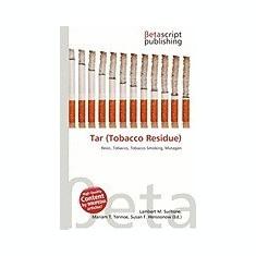 Tar (Tobacco Residue) - Carte in engleza