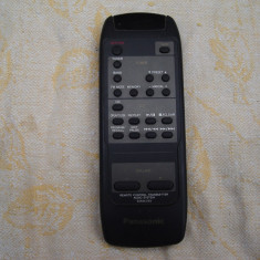 Telecomanda Panasonic EUR642165 sistem audio - Telecomanda aparatura audio