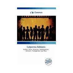 Calpernia Addams - Carte in engleza