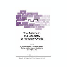 The Arithmetic and Geometry of Algebraic Cycles - Carte in engleza