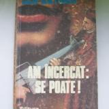 A INCERCAT SE POATE SAN-ANTONIO NR 2 - Carte politiste