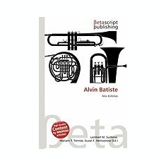 Alvin Batiste - Carte in engleza
