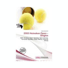 2005 Heineken Open - Singles