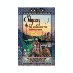 Odyssey: Ten Years on the Hippie Trail - Carte in engleza