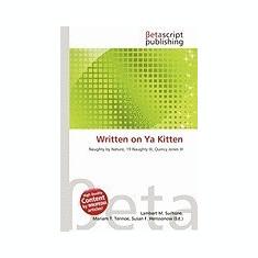 Written on YA Kitten - Carte in engleza