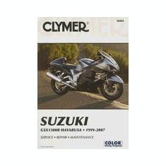 Suzuki GSX1300R Hayabusa 1999-2007 - Carte in engleza
