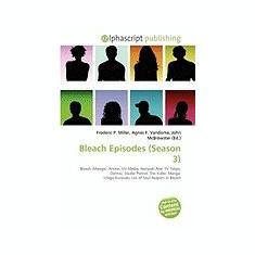 Bleach Episodes (Season 3) - Carte in engleza
