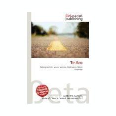 Te Aro - Carte in engleza