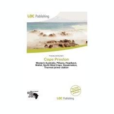 Cape Preston - Carte in engleza