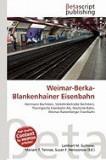 Weimar-Berka-Blankenhainer Eisenbahn