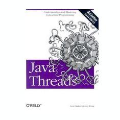 Java Threads - Carte in engleza