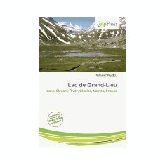 Lac de Grand-Lieu - Carte in engleza