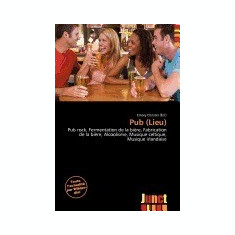 Pub (Lieu) - Carte in engleza