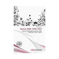 Saison NBA 1956-1957 - Carte in engleza