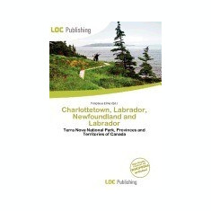 Charlottetown, Labrador, Newfoundland and Labrador - Carte in engleza