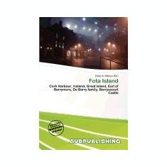 Fota Island - Carte in engleza