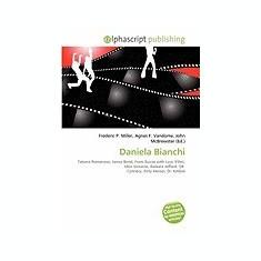 Daniela Bianchi - Carte in engleza