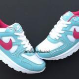 ADIDASI NIKE AIR MAX 3B - Adidasi dama Nike, Culoare: Din imagine, Marime: 38, 40, Textil