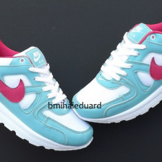 ADIDASI NIKE AIR MAX 3B - Adidasi dama Nike, Culoare: Turcoaz, Marime: 38, 40, Textil
