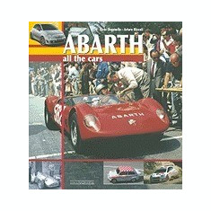 Abarth: All the Cars - Carte in engleza