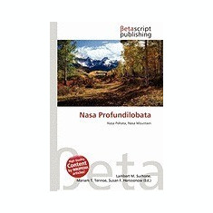 NASA Profundilobata - Carte in engleza