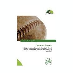 Jensen Lewis - Carte in engleza