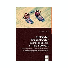 Real Sector Financial Sector Interdependence in Indian Context - Carte in engleza
