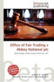 Office of Fair Trading V Abbey National Plc