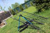 Set 3 Lansete Wind Blade Epoxy 2,4 Metri Ideale Crap Actiune 60 -120 grame