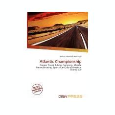 Atlantic Championship - Carte in engleza