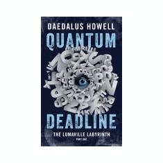 Quantum Deadline - Carte in engleza