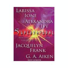 Supernatural - Carte in engleza