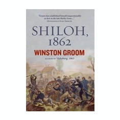 Shiloh, 1862 - Carte in engleza