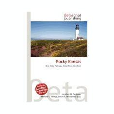 Rocky Kansas - Carte in engleza