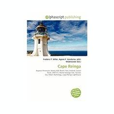 Cape Reinga - Carte in engleza