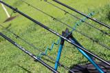Set 3 Lansete Wind Blade Epoxy 2,7 Metri Ideale Crap Actiune 60 -120 grame